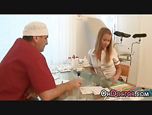 Picture Sweet Young Girl 18+ Gets Ready For Doctor Dirty