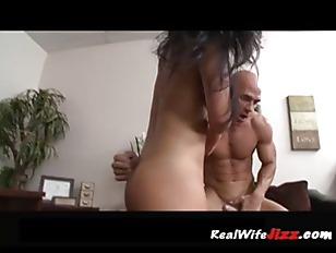 Порно нарезка висячие сиськи