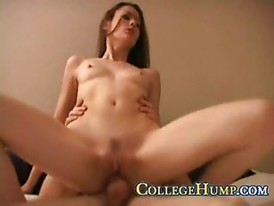 Picture He Loves College And She Loves Cock