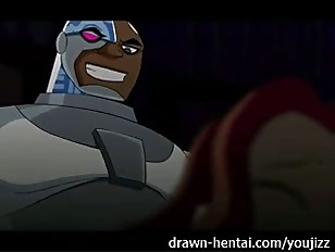 Teen Titans Hentai - Cyborg th