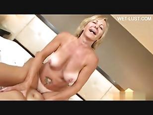blonde milf hard sex in hotel