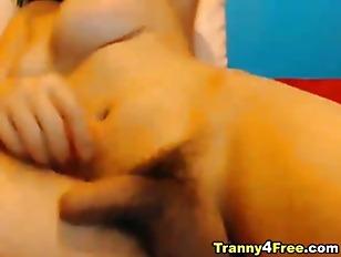 Huge Tits Big Cock Tranny