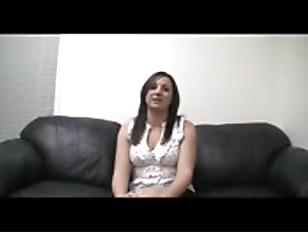 Interviewee Swallows Cum but N