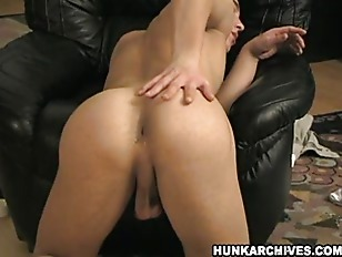 This sexy stud is alone and he