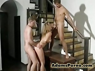 Picture Milf Retro 3some Fucking With Titty Cumshot