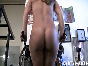 Picture Talia At The Sexy Gym