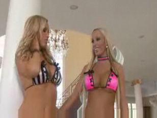 Nikki Benz and Lichelle Marie
