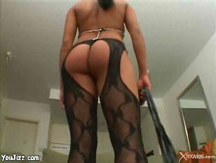 Picture Black Diamond Takes A Big Cock And Facial