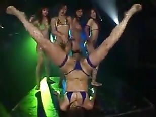 bikini dance compilation