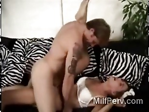 Totally lustful mature blonde