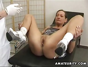 Amateur wife gets fucked in th