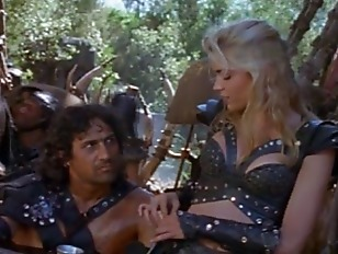 Picture Hudson Leick Callisto The Sexiest Warrior