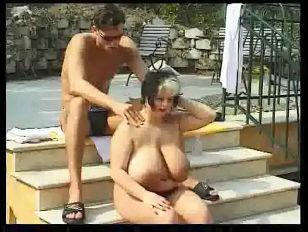 Домашний секс в анус