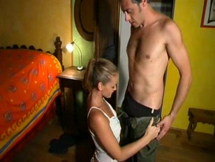Picture Angel Pounded By Italian Gardener