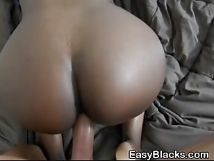 Black Ex Girlfriend Fucked Doggystyle And Cumshot On Tits