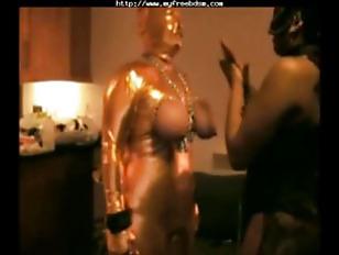 Picture The Gold Session Bondage Slave Domination