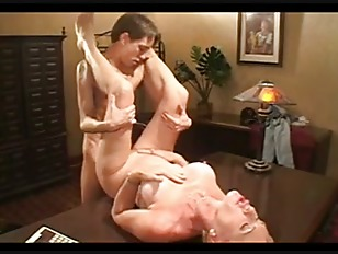 Picture Lucky Hung Guy Fucks Hot MILF