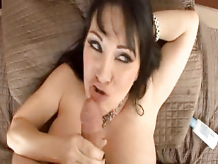 Picture Hot MILF Gives All Holes In POV