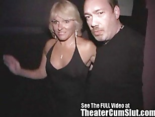 Picture Milf Jackie Gangbanged In The Porno Theater