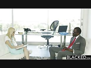BLACKED Hot Assistant Odette D