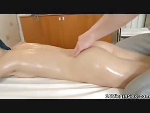 Picture Ulia Has Unexpected Fuck With A Massage