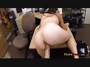 Picture Whore Gets Pickedup At The Office