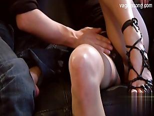 Big tits wife bondage