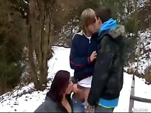 Русская порнуха с кавказцем