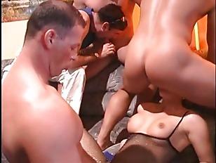 3 Str8 muscle studs orgy, 3 gu