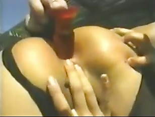 Anal explorations with Tera Pa