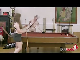 Picture Strip 8 Ball With Naomi And Lieza Part 2