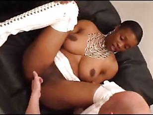 Beautiful Ebony Babe With Big