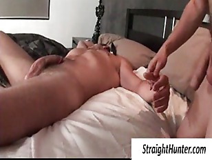 Gay suck a straight guys cock