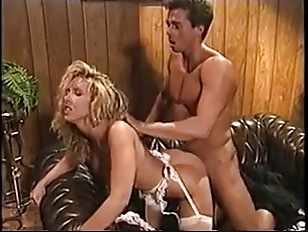 Victoria Paris and Peter North get hot