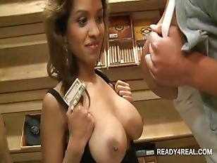 tits for cash