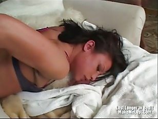 Hot Jayna Oso tries a little a