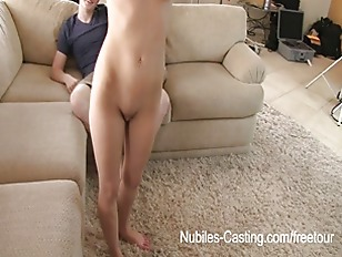 Picture Nubiles Casting - An Unexpected Threesome Fo...
