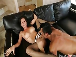 Picture Brunette Slut And Big Cock