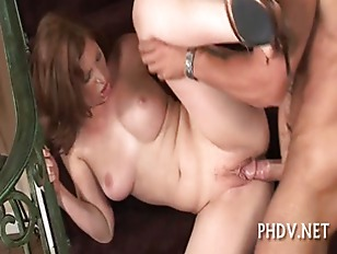 Sexual bitch is pounded
