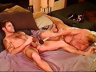 CBT hairy stud gets balls bash
