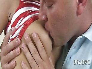 Lick it to finally fuck it