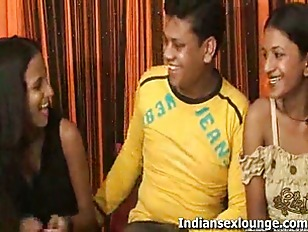 Feroze In 3 Some With Tina And