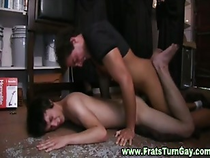 Straight horny amateurs blow t