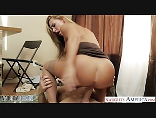 Picture Stockinged Office Cutie Carter Cruise Fuckin