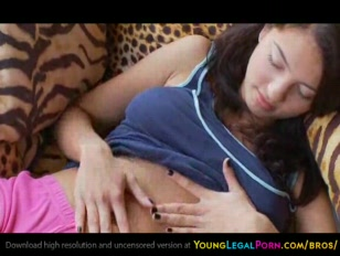 Puffy nipples teen massages he