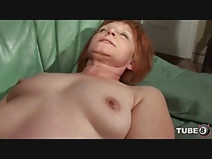 Picture Redhead Milf Get Fuck On Couch