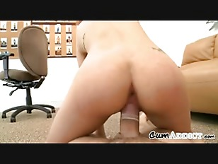 Picture Pretty Redhead Takes A Huge Load 0041