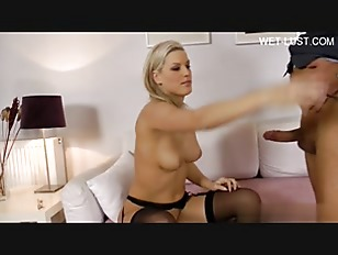 Picture Blonde Hottie Brutal Anal Fuck