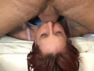 Picture Maggie Star Gets Her Throat Fucked