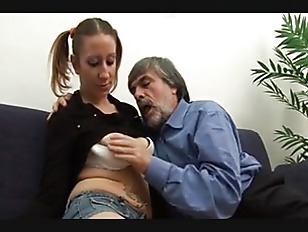 Old not dad spying and fucking